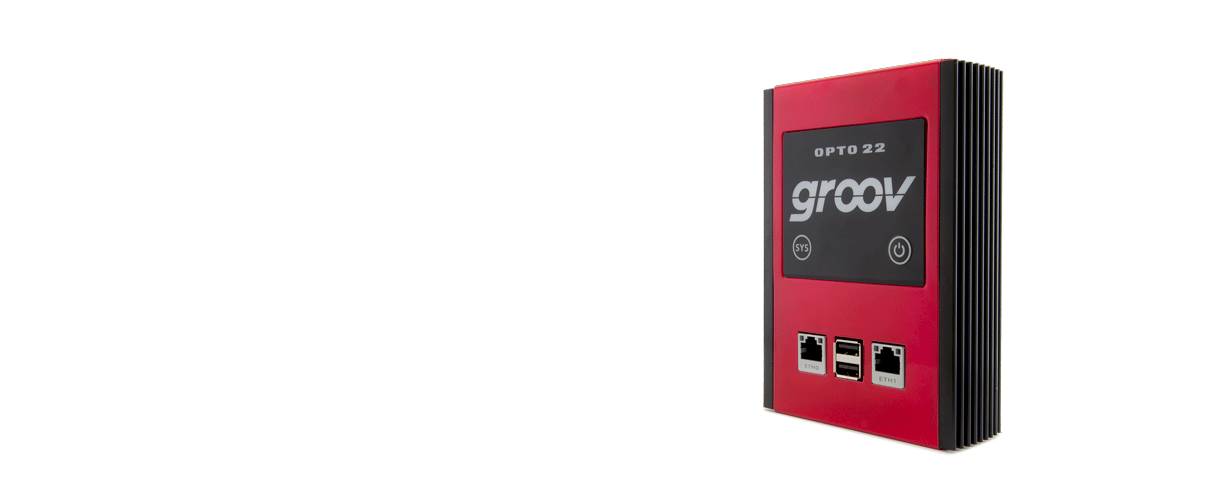 Opto 22 groov Edge Appliance