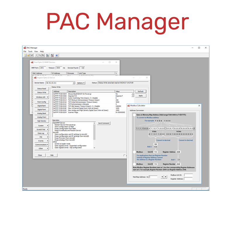 PACMANAGER