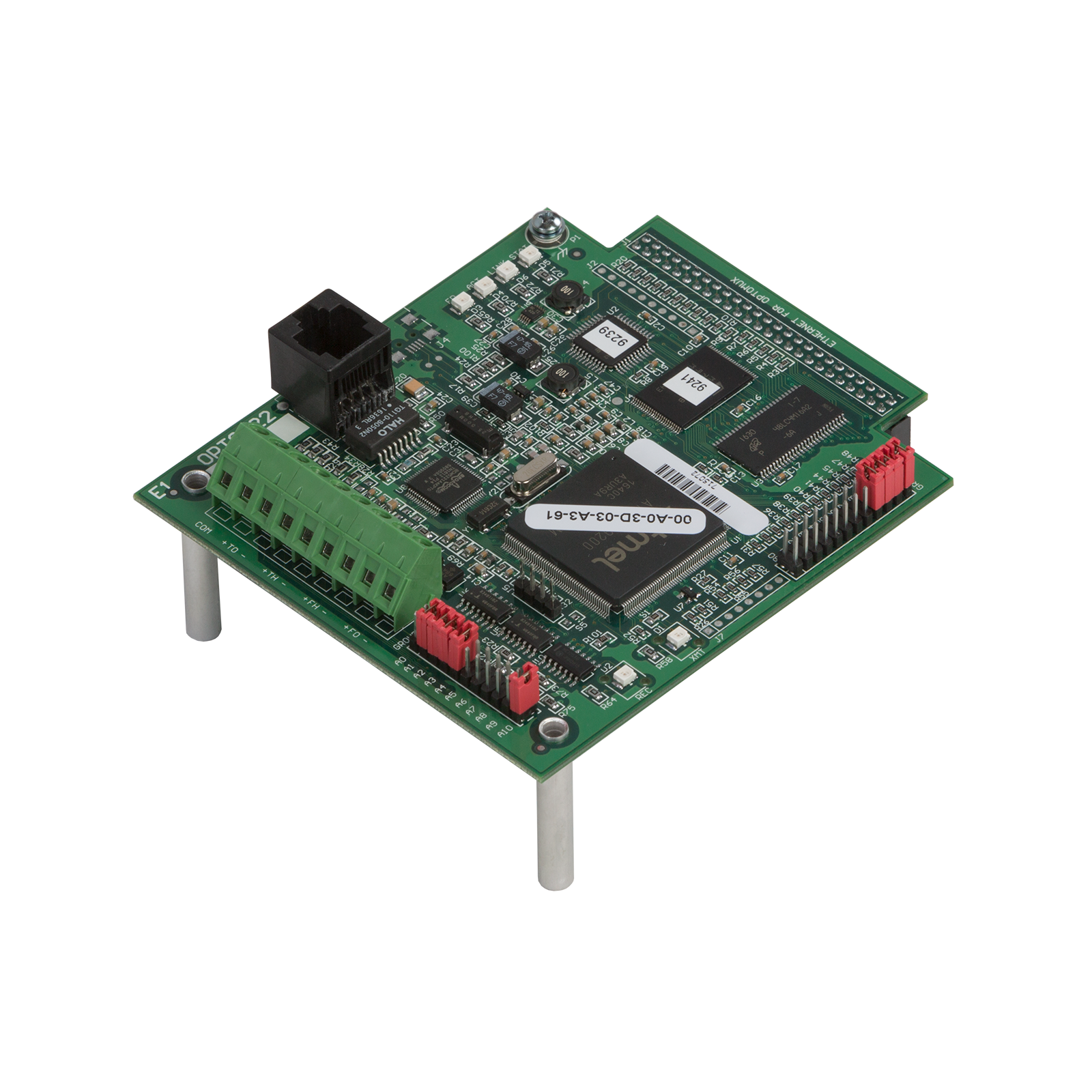 Opto22 E1 16 Channel Digital Optomux Brain Board For Serial And Hardware Circuit Of Pcbased Data Logger Is Designed Around Analog Previous