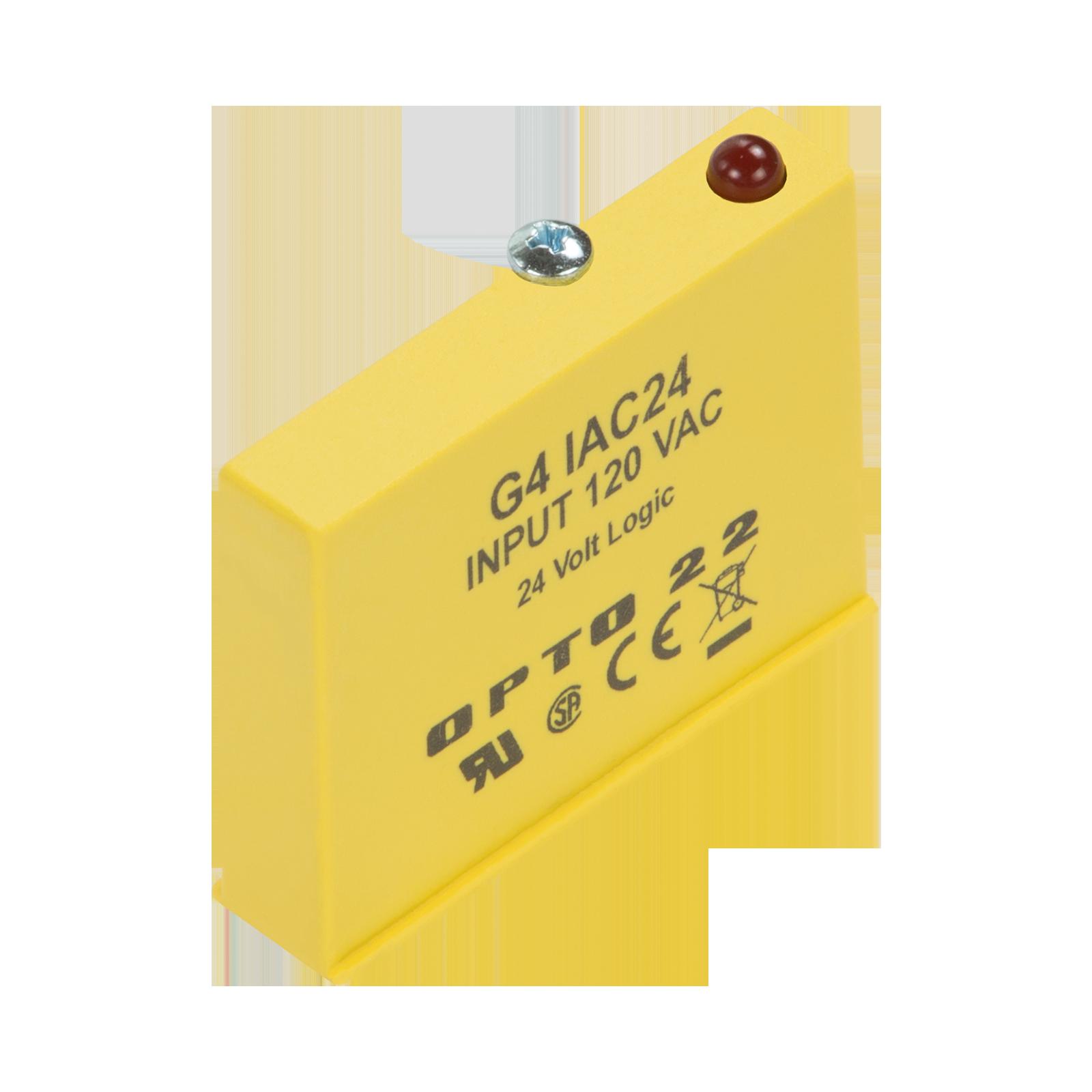 opto22 g4iac24 g4 ac input 90 140 vac vdc 24 vdc logic rh opto22 com