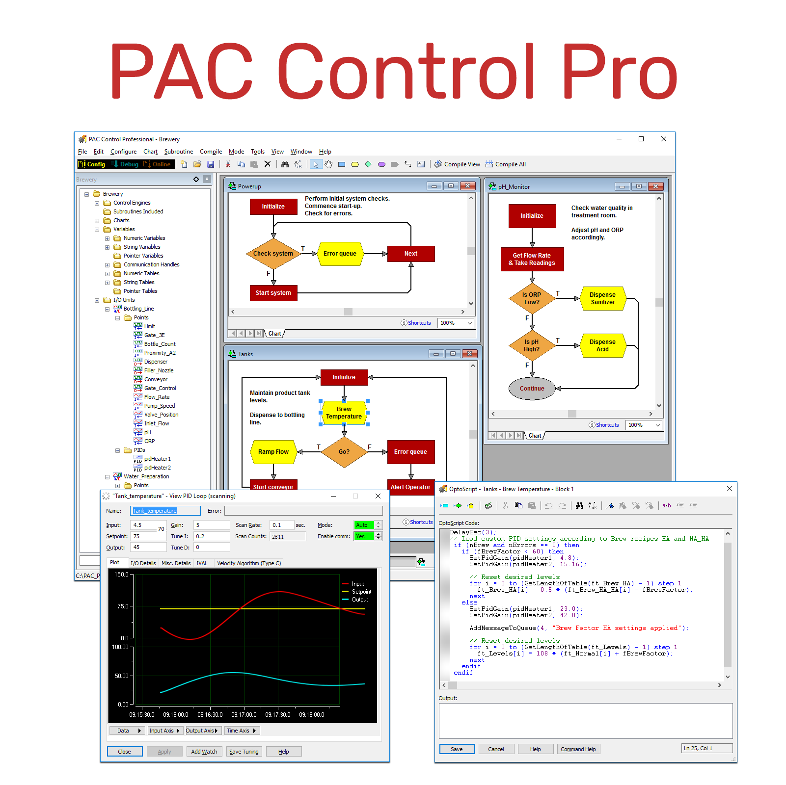 Opto22 Paccontrolpro Pac Control Professional Silent Drive Wiring Diagram
