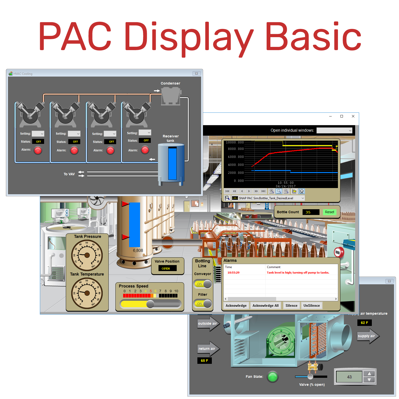 Opto22 Pacdisplaybas Pac Display Basic Hmi Development And Ultimate Electronics Guide Build Electronic Circuits