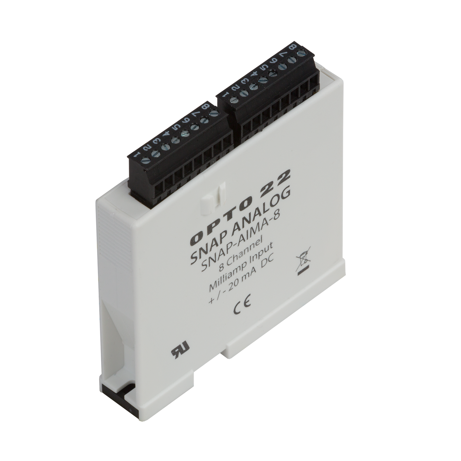 Opto22 Snap Aima 8 Ch 20ma To Analog Current Input Circuit Of Pcbased Data Logger Is Designed Around Digital Previous