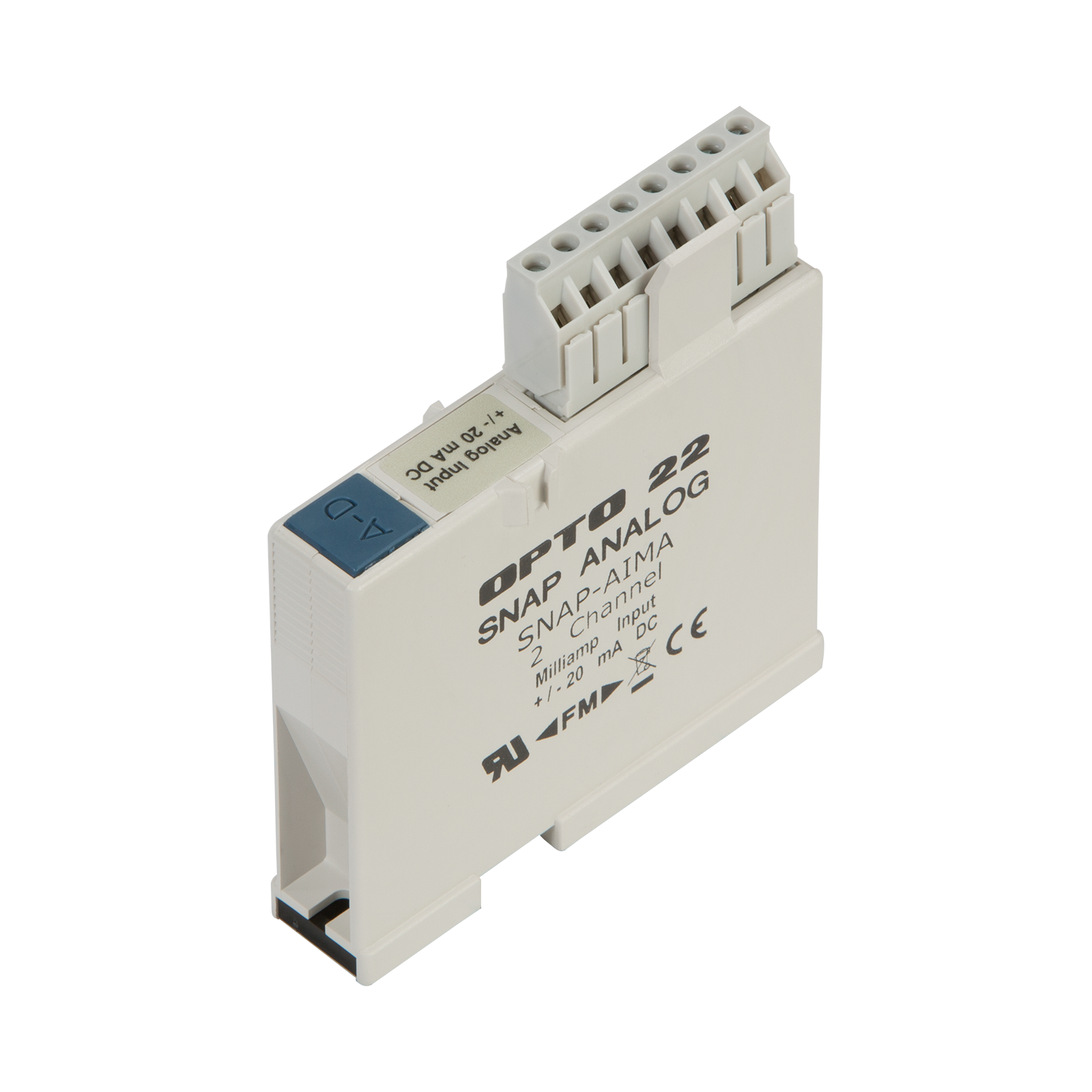opto22 snap aima snap 2 ch 20ma to 20ma analog current input rh opto22 com Relay  Wiring Diagram Lighted Rocker Switch Wiring Diagram
