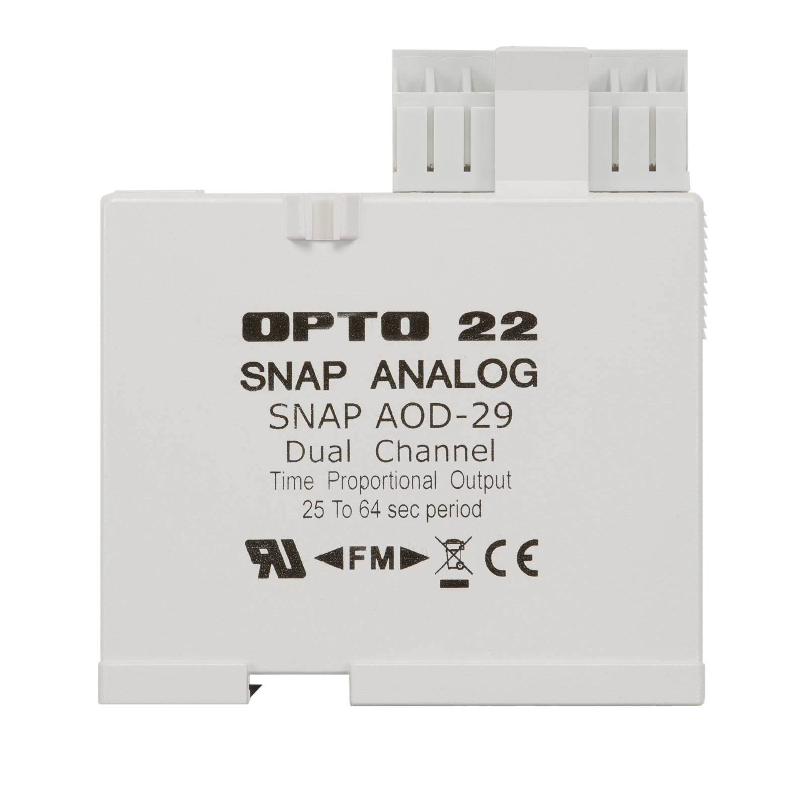 SNAP Time-Proportional Digital Output Module Opto 22 SNAP-AOD-29 2-Channel