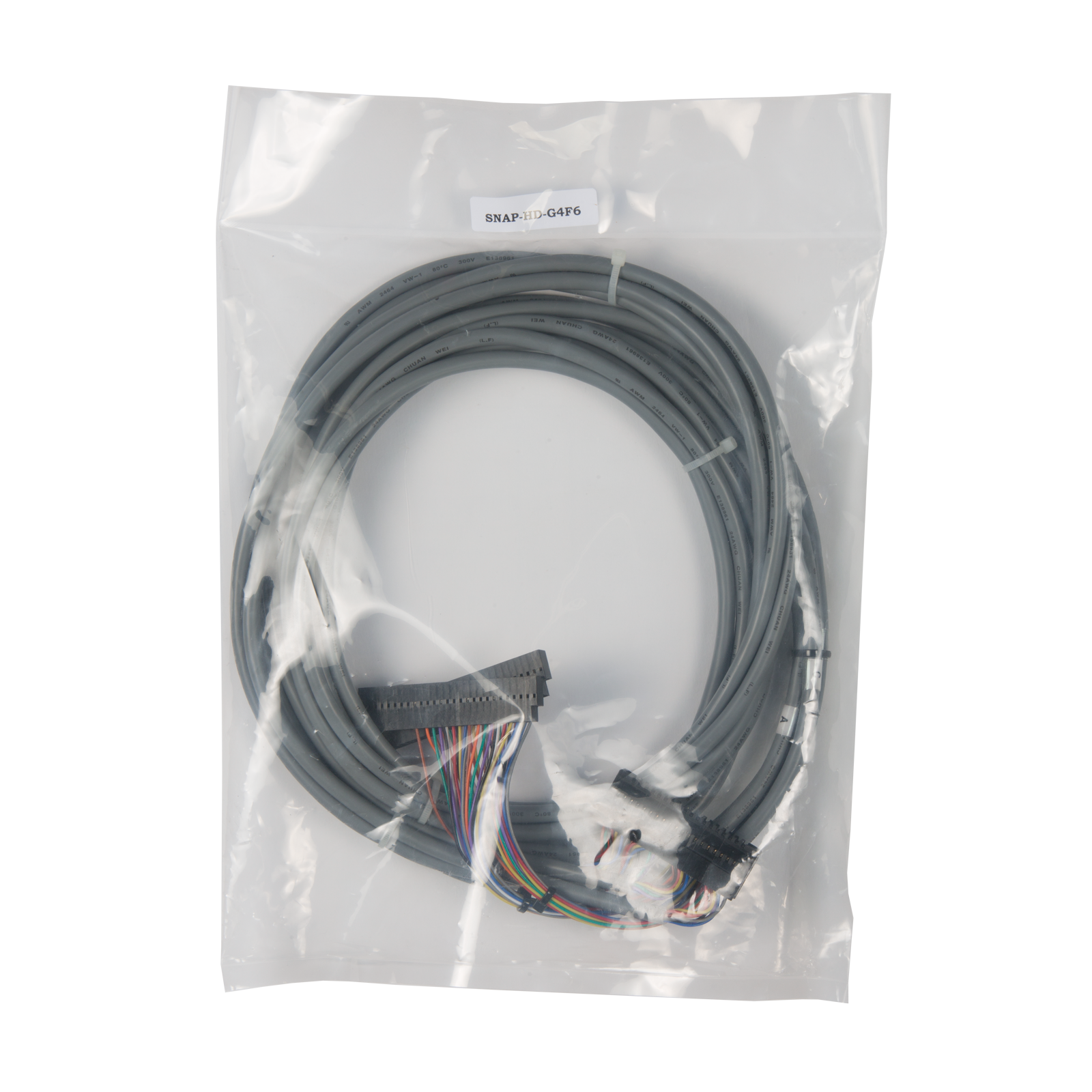 Opto22 - SNAP-HD-G4F6 - Header cable for SNAP 32-channel digital ...