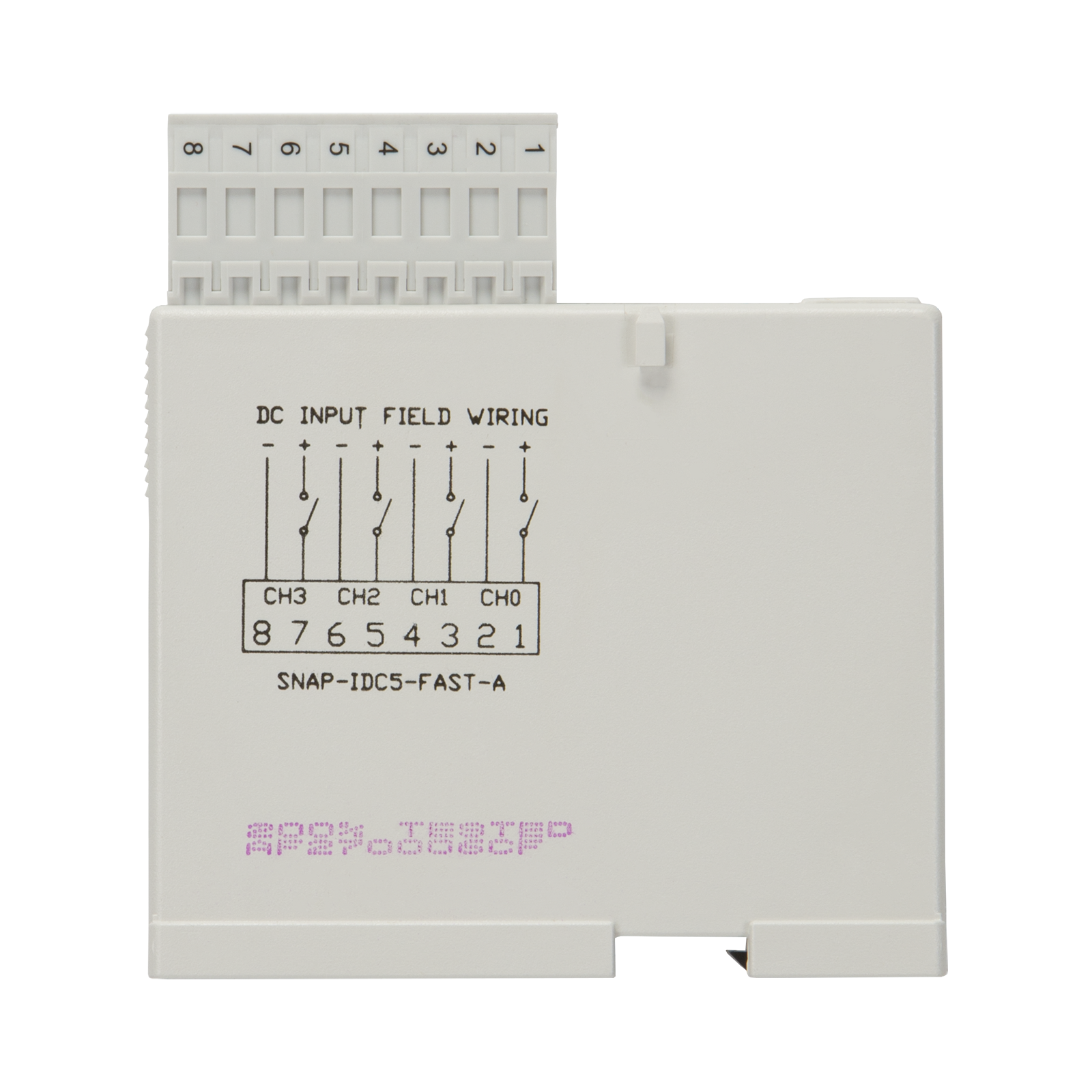 Opto 22 Wiring Diagram Great Design Of Fast Opto22 Snap Idc5 A 4 Ch High Speed 18 32 Vdc Digital Rh Com Lighted Rocker Switch Relay