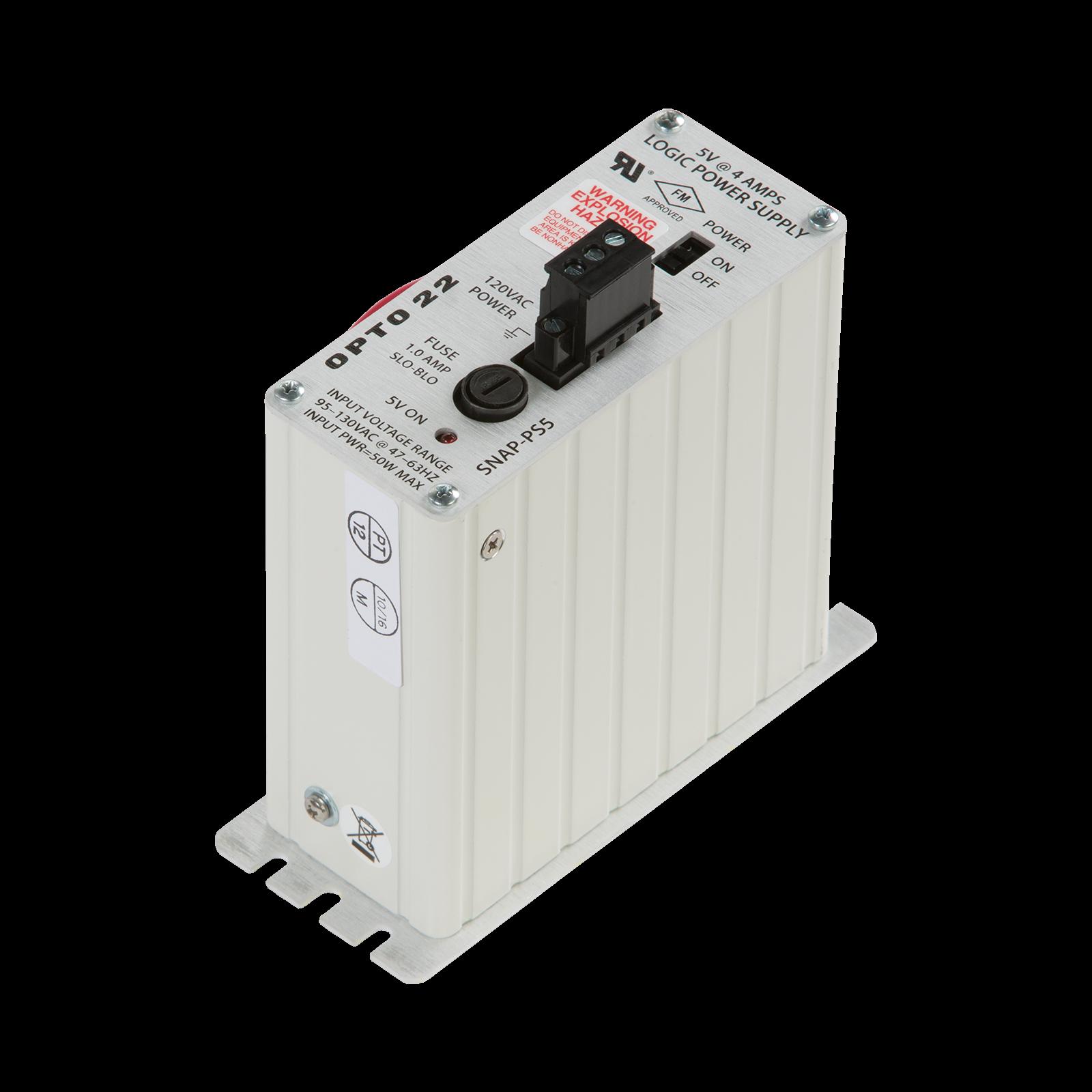 24 VDC 10 Amp Power Supply 100-230 Vac Input 47-63hz