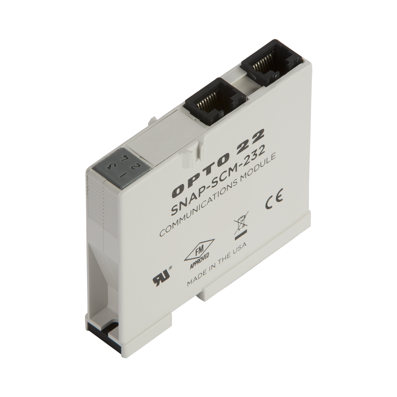 Opto22 Snap Scm 232 2 Ch Rs Serial Communication Module To 485 Wiring Diagram Connector Previous