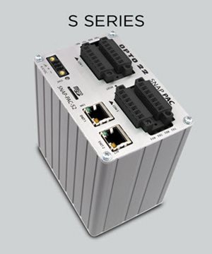 Opto 22's S Series standalone controllers