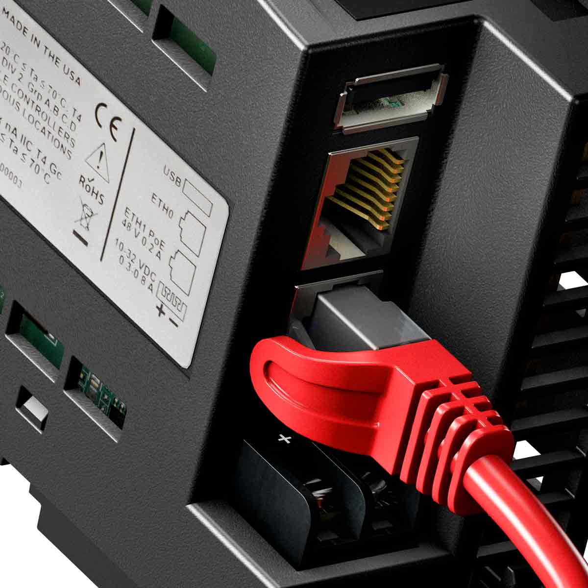 groov RIO powered by Ethernet