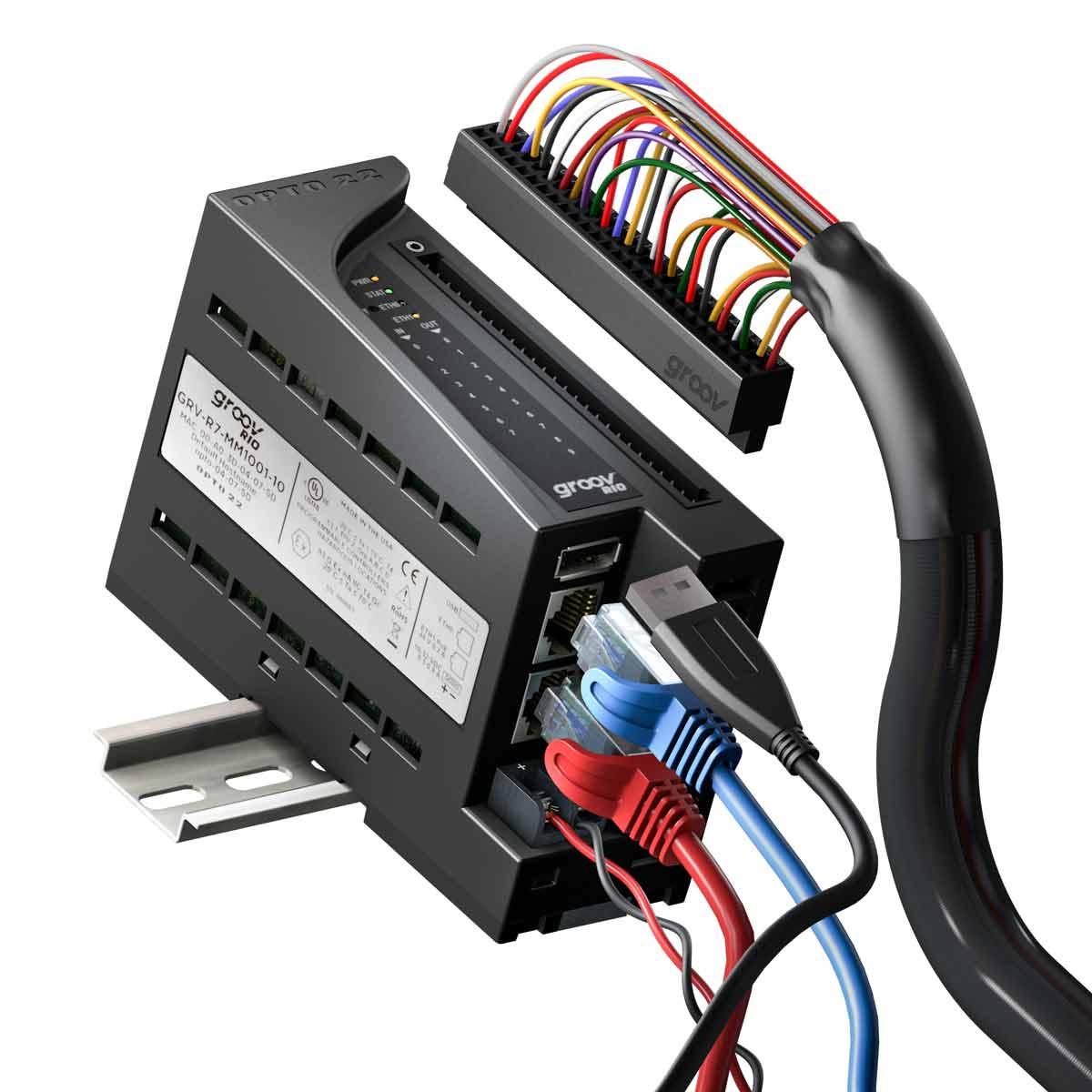 groov RIO wiring