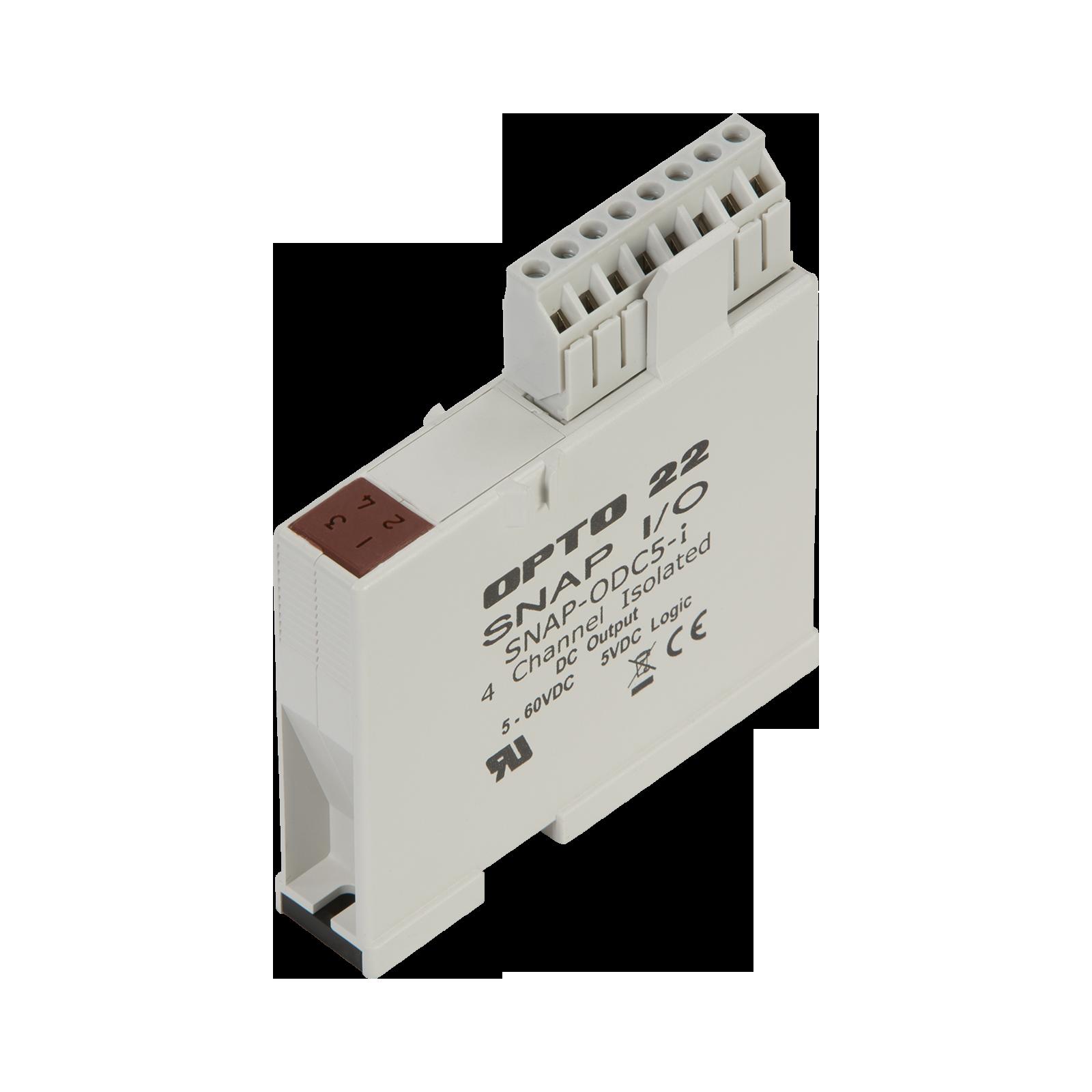 OPTO 22 MODEL ODC5 Digital I//O Output Module Red